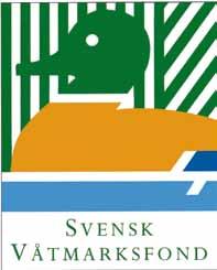 Våtmarksfonden Logo
